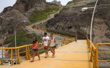 Costa Verde: Emape habilita dos nuevos puentes peatonales