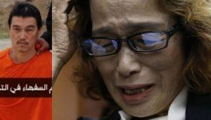 Estado Islámico: el drama de la madre del japonés asesinado