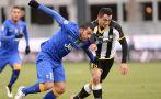 Serie A: Juventus empató sin goles e Inter sigue sin ganar