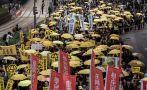 Hong Kong: manifestantes prodemocracia vuelven a las calles