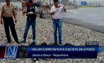 Callao: encuentran cadáver de un hombre en la playa Chucuito
