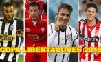Copa Libertadores 2015 se inicia el martes: revisa los partidos