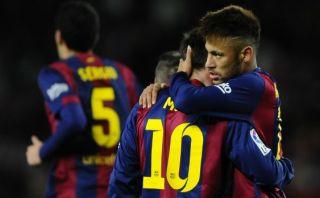 Barcelona: Lionel Messi marcó golazo ante Villarreal (VIDEO)