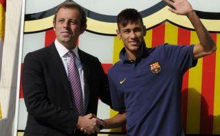 Barcelona será juzgado por tres delitos en el fichaje de Neymar