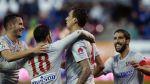 Atlético de Madrid ganó 3-1 en visita al Eibar por Liga BBVA - Noticias de madrid