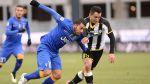 Serie A: Juventus empató sin goles e Inter sigue sin ganar - Noticias de domenico berardi