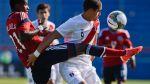 Perú perdió 3-1 ante Colombia en el hexagonal final Sub 20 - Noticias de tabla de posiciones hexagonal