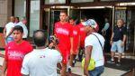 Alianza Lima: Huracán llegó para jugar la Copa Libertadores - Noticias de ca huracán