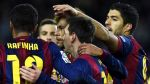 Barcelona y su dramático triunfo sobre el Villarreal (FOTOS) - Noticias de madrid