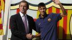Barcelona será juzgado por tres delitos en el fichaje de Neymar - Noticias de pablo ruz