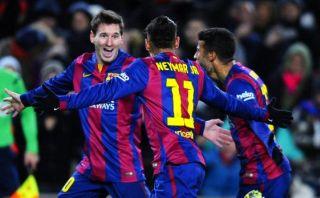 """Lionel Messi no entrenó en Barcelona por """"temas personales"""""""