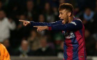 Neymar, el goleador: marca cada 87 minutos con el Barcelona