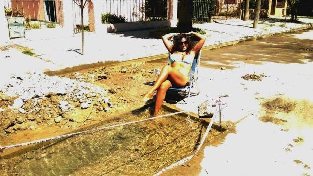 Cheta argentina se muestra y se masturba - 2 part 3