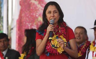 Nadine Heredia está en la mira del Congreso por sus cuentas