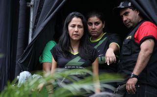 Oficialismo ve fin electoral en investigación a Nadine Heredia