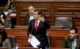 En Gana Perú plantean presentar hábeas corpus a favor de Nadine