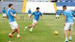 Alianza Lima entrenó y quedó listo para enfrentar a Huracán - Noticias de videos copa inca 2014
