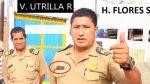 Policías que agredieron a motociclista fueron sancionados - Noticias de general pnp