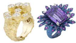 Mal brillante: Estas joyas se inspiran en los pecados capitales