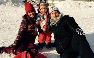 Lionel Messi: día de descanso con Antonella y Thiago en Andorra