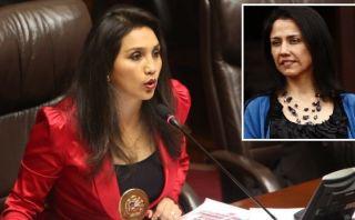Nadine Heredia: Solórzano pide respetar investigación fiscal