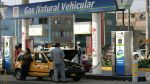Uso de gas vehicular será afectado por precios de combustibles - Noticias de agesp