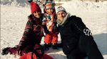 Lionel Messi: día de descanso con Antonella y Thiago en Andorra - Noticias de esposa de messi