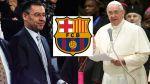 Barcelona: delegación visitará a Papa Francisco en el Vaticano - Noticias de hora peruana