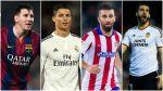 Liga BBVA: tabla y programación de los partidos de esta semana - Noticias de tabla de posiciones fecha 43