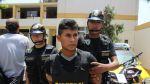 Trujillo: PNP captura a 9 presuntos integrantes de La Jauría - Noticias de elmer alfaro