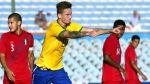 Perú cayó goleado 5-0 ante Brasil en el Sudamericano Sub 20 - Noticias de peru campeón