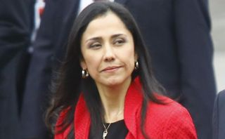 Nadine Heredia afirma que informe de la UIF no es definitivo