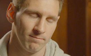 YouTube: Messi y su cara al revivir la final de Brasil 2014