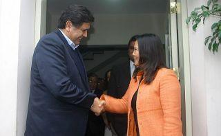 El Apra y el fujimorismo no participarán en diálogo con Humala