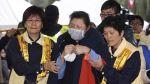 Accidente aéreo en Taiwán: el dolor en la zona del desastre - Noticias de accidente en chincha