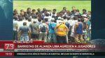 Alianza Lima: barristas agreden a jugadores íntimos en Matute - Noticias de victor acero