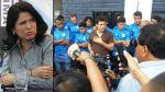 Alianza: así se quebró relación entre Susana Cuba y jugadores - Noticias de elkin sotelo