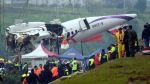 Taiwán: Sobreviviente dice hubo fallas desde inicio del vuelo - Noticias de choque múltiple