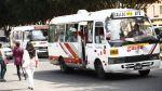 Transporte público: Lima y Callao acordaron estas medidas - Noticias de miguel gonzales huapaya