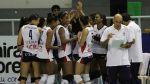 Vóley: San Martín clasificó a semis del Sudamericano de Clubes - Noticias de voleysur