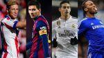 Fútbol europeo: programación de lo mejor para el fin de semana - Noticias de fiorentina