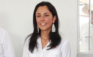 """Nadine Heredia: """"Diálogo debe ser sin condicionamientos"""""""