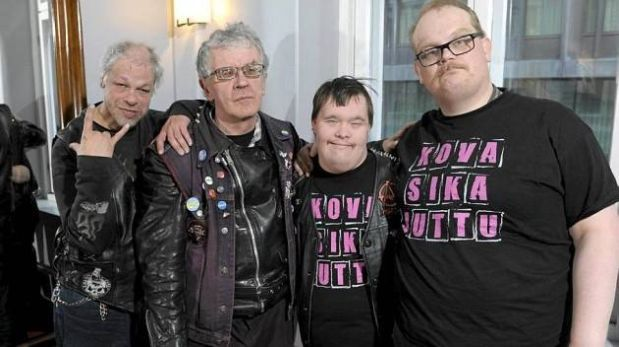 YouTube: banda de punks con autismo y síndrome de Down (VIDEO)