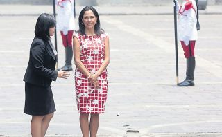 Nadine Heredia: fiscal archivó investigación sin hacer peritaje