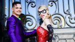 Amor de historieta: así se casó una pareja amante de los cómics - Noticias de historieta
