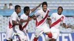 Perú se despidió del Sudamericano Sub 20 con un 3-1 a Paraguay - Noticias de martin ugarriza