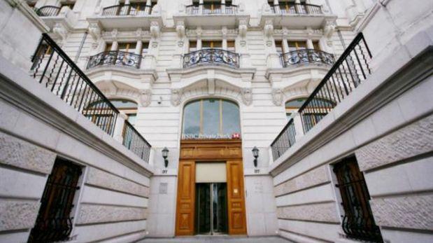 ¿Quién lidera la lista de cuentas secretas de HSBC en Suiza?