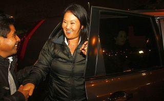 Keiko Fujimori lidera intención de voto para elecciones de 2016