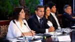 Humala inicia segunda cita del diálogo sin presencia del Apra - Noticias de política