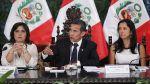 """Humala: """"Es importante no mezclar lo jurídico con lo político"""" - Noticias de eliminación esto es guerra"""